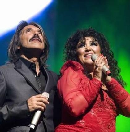 Amanda Miguel & Diego Verdaguer Live @ Auditorio Nacional